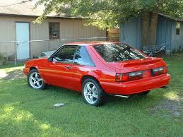 1993 mustang hatchback for sale the 47 best images about cars what a fox on cars