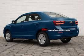 Retrato falado: Veja nossa projeção atualizada do Chevrolet Cobalt ...