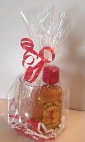 have a fireball whiskey shot mini bottle of fireball u0026 shot glass