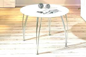 table cuisine ronde blanche table cuisine ronde claudiaangarita co