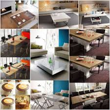 30 clever extendable dining table designs