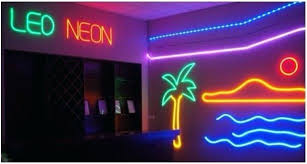 neon chambre neon decoration chambre home accessory lights interieurement in