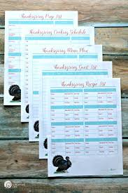 thanksgiving prep printables today s creative