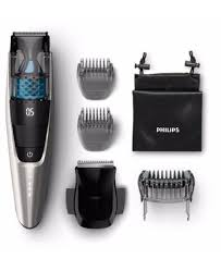 philips bt7220 vacuum beard trimmer shaver shop