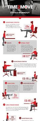 Office Exercises At Your Desk How To Squeeze In More Exercise No Matter How You Re Stuck At