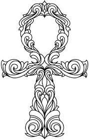 ankh tattoo images u0026 designs tattoos pinterest ankh tattoo