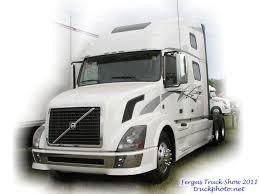 volvo truck tractor volvo highway tractor fergus truck show 2011