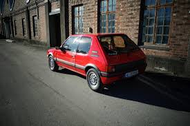 peugeot 205 gti 032 peugeot 205 gti benzina vintage car finder