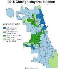Chicago Ward Map We Had An Election Here Are Some Maps U2013 City Notes