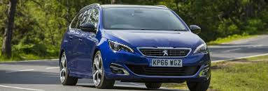 peugeot new car deals the 10 best small estate cars carwow
