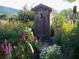 107 best outhouses images on pinterest garden sheds country