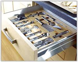 kitchen cabinet drawer organizers kitchen cabinet knife drawer organizers home design ideas