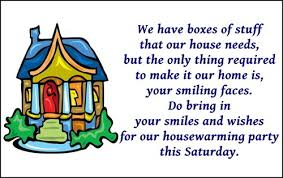 the most pleasantly perfect housewarming invitation wordings ever