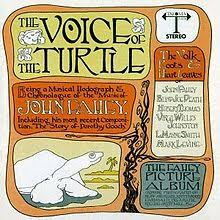 the voice of the turtle album