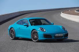 porsche 911 carrera 2017 porsche 911 carrera s first drive autoweb