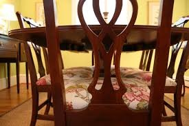diy recovering dining room chairs elegant look with recovering