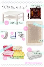 omg i need one ahhhhh deco adventures diy kotatsu tutorial from