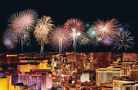 new years in las vegas the new destination for new year s