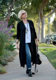 street style for over 40 how to look great in neutrals a style interview with susan 40