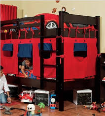 Bunk Bed Tent Canopy New Bunk Bed Tent Canopy For Boys And 4 Models To Choose