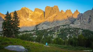 Wyoming how far does light travel in a year images Cirque of the towers 3 day backpacking loop wind river wy