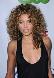 medium length hairstyles for thin curly hair hairstyle for thin curly hair 14 with hairstyle for thin curly
