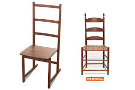 Shaker Dining Chair Shaker Furniture Gets A Makeover Wsj