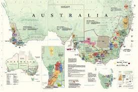 Italy Wine Regions Map Wine Map Of Australia