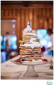 pan cake topper 13 best pancake wedding cakes images on crepe cake