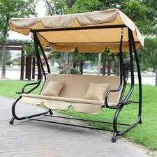 two person porch swings you u0027ll love wayfair