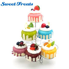 3 tier cupcake stand sweettreats best 3 tier cupcake stand holding 13 cupcakes in