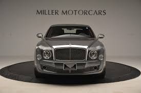 bentley mulsanne matte black 2011 bentley mulsanne stock 6964 for sale near greenwich ct