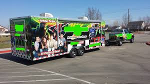 Motorsport Awning For Sale Used Video Game Trucks Trailers Game Vans For Sale