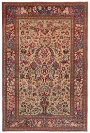 Impressions Rugs Tehran Vase Rug North Central Persian 4ft 7in X 7ft 0in Circa