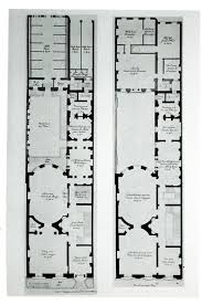 townhouse plan town house correction plan belvedere ground and first floor plans