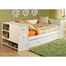 bookcase daybed with storage daybed with storage black drawers twin shelves full bookcase and