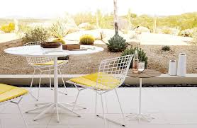 petal dining table design within reach