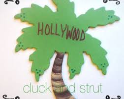 Christmas Ornaments Palm Tree by Palm Tree Ornament Etsy