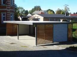 design metall carport aus holz blech stahl dresden deutschland