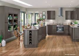 alluring grey kitchen design inspirations exceptional lshapde