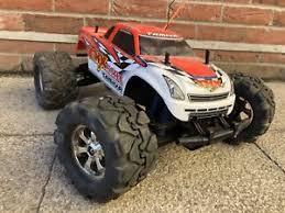 rc monster truck racing tamiya tgm 02 not tnx 1 8th scale rc nitro monster truck racing 4x4
