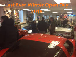 claremont corvette 26th and winter open day 2018