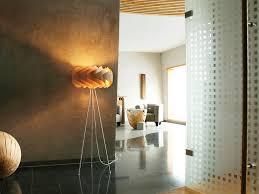 Schlafzimmer Beleuchtung Tipps Lampe Mit Fußgestell Modern Holz Innenbereich Bebop 54 27s