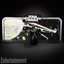 hasbro u0027s 40th anniversary star wars toys recreate classic movie scenes