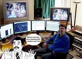 Neil Degrasse Tyson Badass Meme - meme watch watch out we got a bada s over here