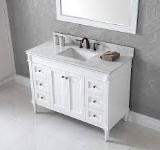 bathroom bathroom floor cabinet style with white ceramic floor