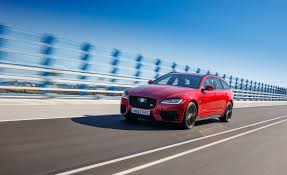 2018 jaguar xf sportbrake pictures photo gallery car and driver