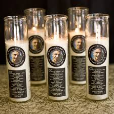 Memorial Service Favors Memorial Candles Gift U0026 Favor Ideas From Evermine