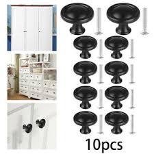 kitchen cabinet door knob screws details about 10x kitchen cabinets doors drawer hardware knob handle pull bathroom knobs