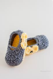 piper jane baby shoes crochet pattern one dog woof